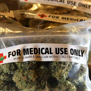 Medical Pot Only OK for Sick Kids Failed by Other Drugs: MDs