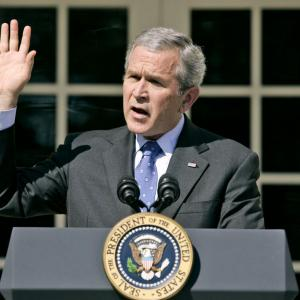 White House Hopefuls Agree: Iraq War A Mistake