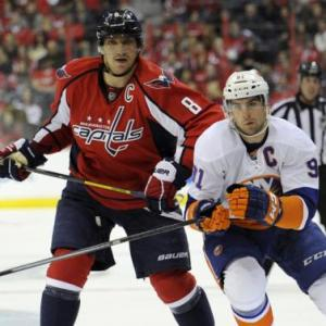 Ovechkin, Price, Tavares Finalists For Hart Memorial Trophy