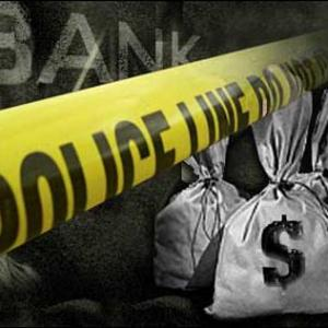 Bank Robbery Suspect Arrested After Stopping For Coffee