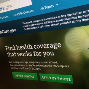 New Privacy Concerns Over Gov's Health Care Website