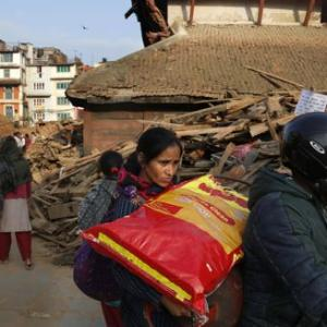 The Latest On Nepal: Hospitals Coping Well, No Outbreaks