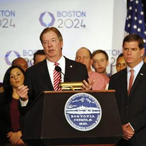 Boston Clears Opening Hurdle in Bid for 2024 Olympics
