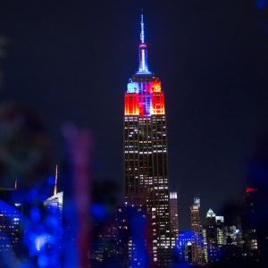 Empire State Building To Mark New Whitney  Museum's Opening
