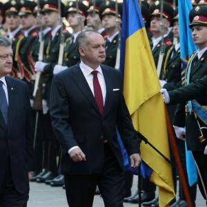 Ukraine Open To Hosting Missile Defense System