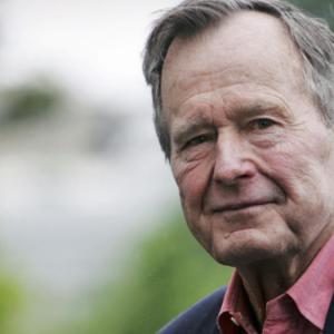 Ex-President George H.W. Bush Taken to Hospital