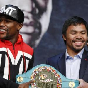 Money The Big Thing As Mayweather, Pacquiao Ready For Fight