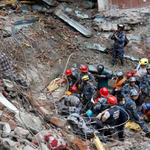 The Latest On Nepal: 73 Aftershocks Recorded Since Saturday