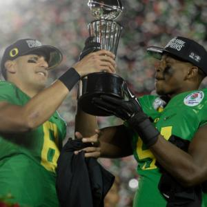 Rose Bowl Rout! Oregon Crushes Florida State 59-20