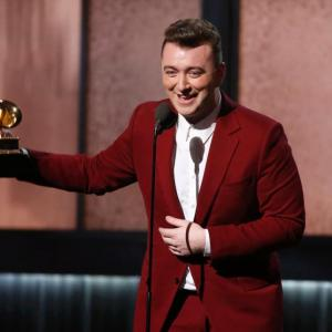 Sam Smith Wins 4 Grammys, Beck Takes Home Album of the Year