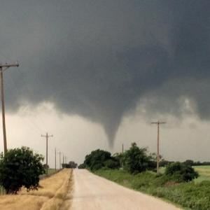Dozens Injured, 2 Dead After Tornadoes Hit Texas, Arkansas