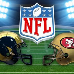 49ers throttle Rams 31-17 for 3rd straight win