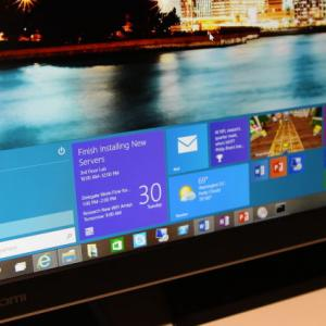 Microsoft to Show Off More Windows 10 Features