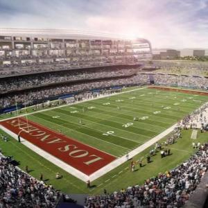 Football Stadium Proposals In The Los Angeles Area