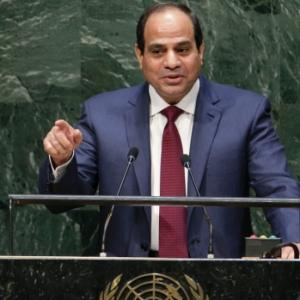 Egypt's President Wants A UN-Backed Coalition On Libya
