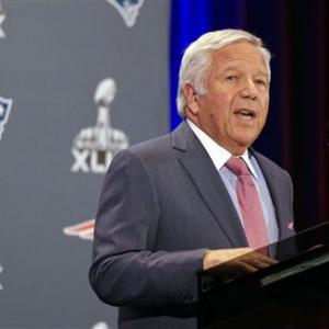 Patriots Owner Makes Strong Defense of Team