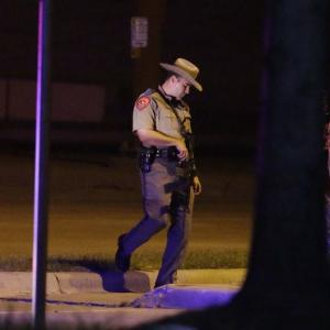 The Latest On Texas Attack: Police Say 2 Used Assault Rifles