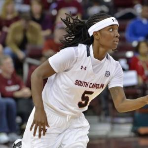 South Carolina Remains No. 1 in AP Women's Basketball Poll