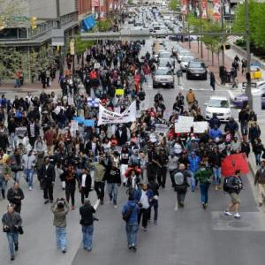 Latest On Police-Custody Death: Protesters March In City