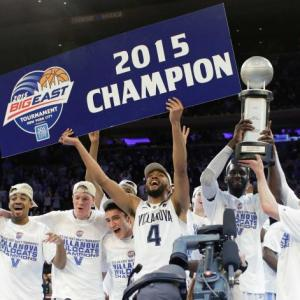 Big East Still Getting NCAA At-Large Bids