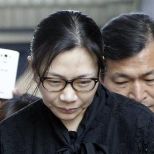 S korea Court Suspends Nut Rage Executive's Prison Term