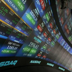 The Nasdaq Composite Index, Then And Now