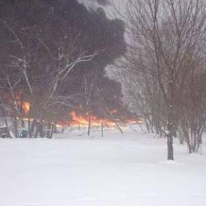 West Virginia Oil Train Derailment: Fires For Hours, Smoke