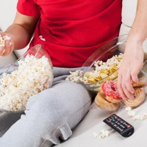 Action-packed TV makes you Fatter