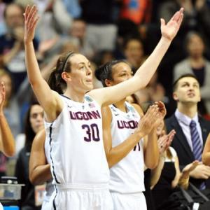 UConn #1 in AP Women's Basketball