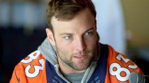 Report: Wes Welker denies taking drug 'Molly' at Kentucky Derby