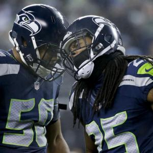 Wilson and Chancellor Leads Seattle Past Carolina 31-17