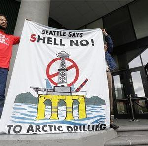 Shell Drill Rigs Coming To Seattle Despite Pleas For Delay