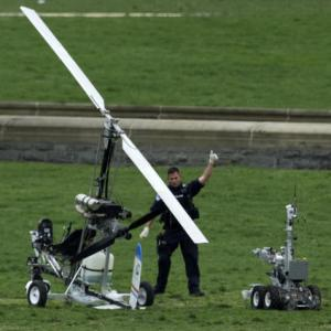 Faa Chief: Gyrocopter 'Indistinguishable' From Birds, Kite
