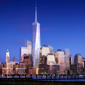 New Sidewalk Expands Public Access To World Trade Center