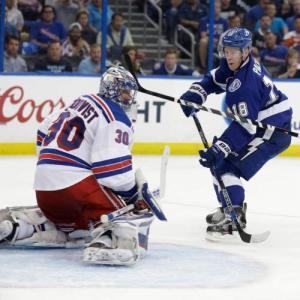 Rangers Lose 6-5 In Overtime To Lightning