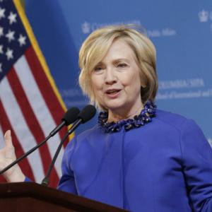 Clinton: Baltimore Shows Justice System 'Out Of Balance'