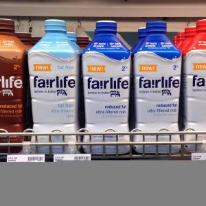Coke Bets on 'Premium Milk' to Boost Declining Category