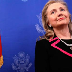 Preparing For Campaign, Clinton Seizes On Bipartisanship