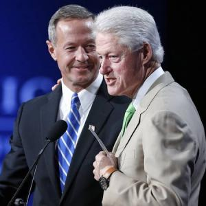 Nurtured By Clinton Network, O'Malley Now Becomes 2016 Rival