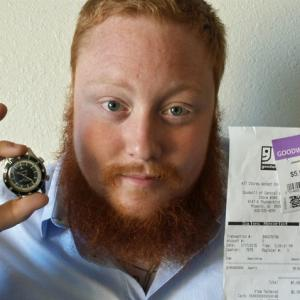 Man Buys Goodwill Watch for $6, Sells for $35,000