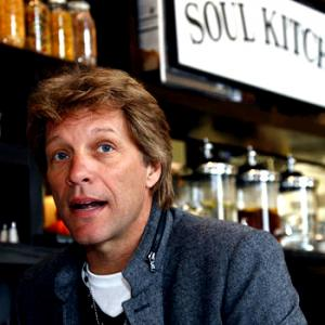 Bon Jovi Sponsors Eatery in Sandy-Ravaged Jersey Shore Town
