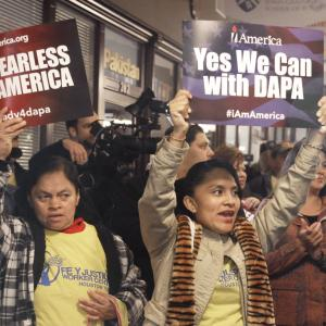 Immigrants Disappointed But Not Deterred by Judge's Ruling