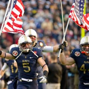 Army-Navy Game Highest-Rated in 15 Years