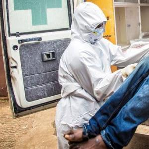 Liberia Eases up on Cremation Order for Ebola Victims