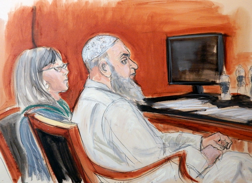 Bin Laden Top Aide To Be Sentenced In Embassy Bombing Case