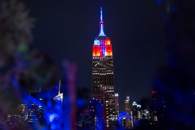 Empire State Building To Mark New Whitney Museums Opening