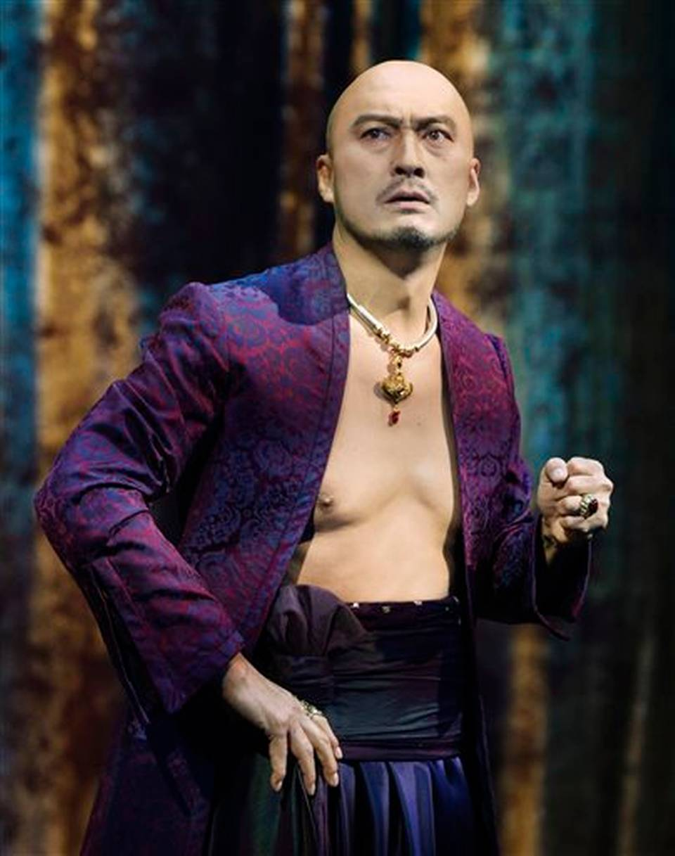 Ken Watanabe Age Ken Watanabe on The King And i