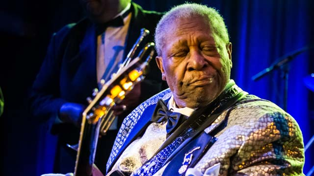 King Of The Blues Blues Legend B.B. King Dead At Age 89