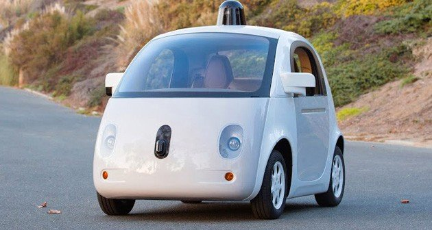 Latest Self Driving Google Car Heading To Public Streets
