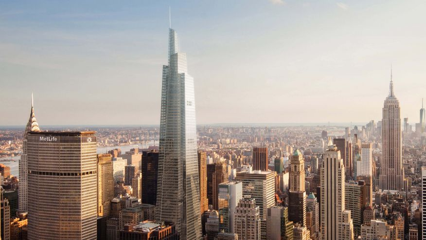 NYC Approves Skyscraper In Exchange For Transit Hub Work